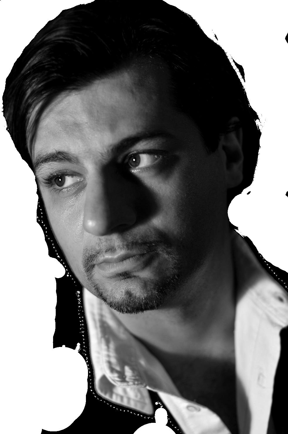 Paolo Cavallone - Photo by Luca Del Monaco