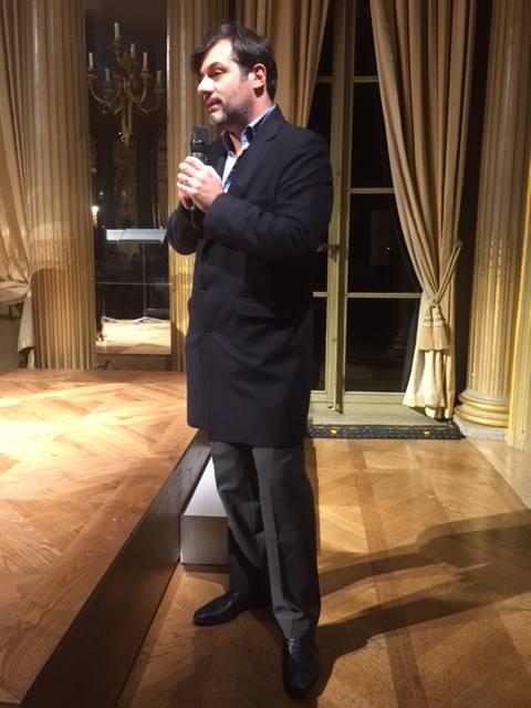 Paolo Cavallone, Italian Cultural Institute of Paris, monographic concert 2016