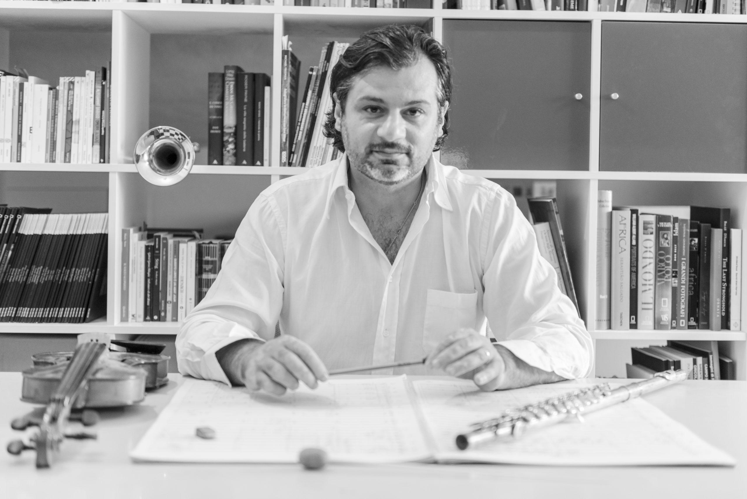 Paolo Cavallone 4 foto Luca Del Monaco © 2018