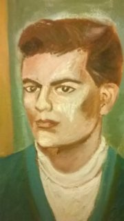 Paolo Cavallone (oil on Canvas Emma D'Alessandro 1991) (360x640)