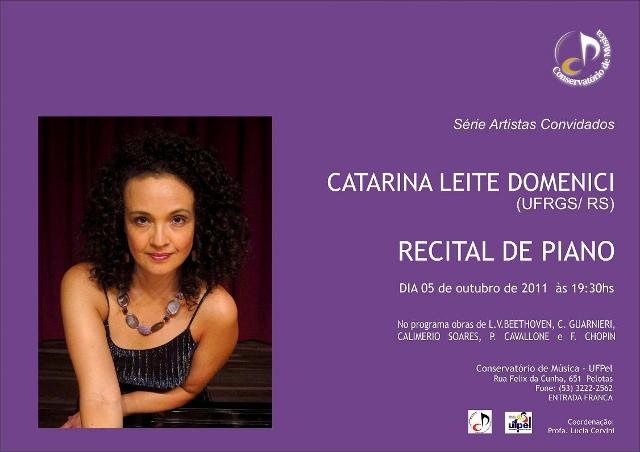 Catarina Domenici, Confini