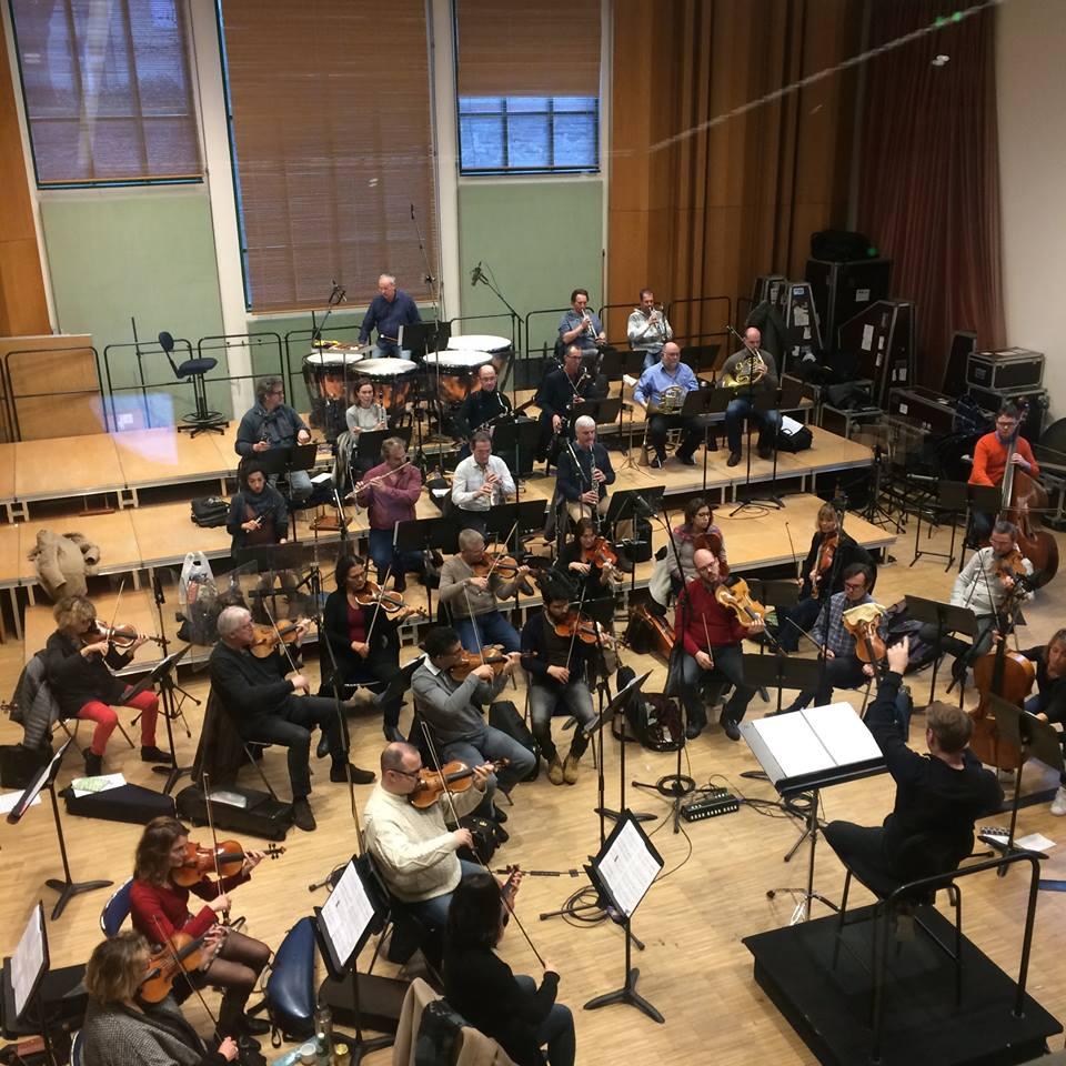 """""""Porte"""" con l'Orchestre Symphonique de Bretagne 30 novembre 2017"""