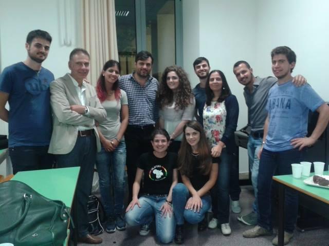 teaching in Latina - Conservatorio Respighi