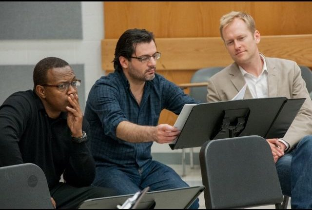 Rehearsals - University of California, Irvine