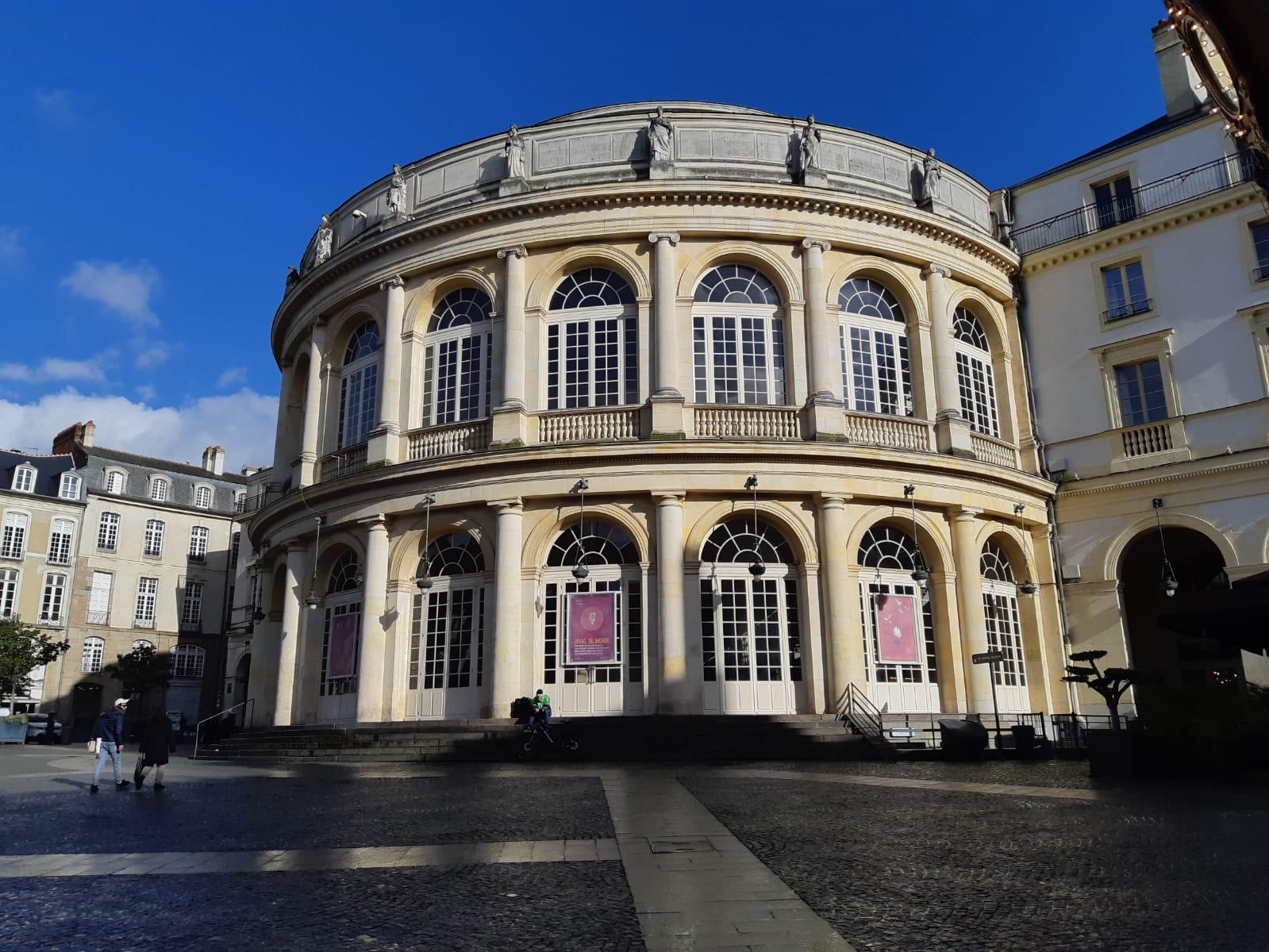 Opera de Rennes France- Paolo Cavallone, Metamorfosi d'amore